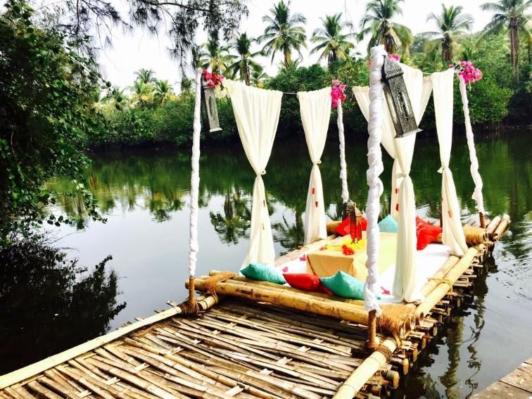 Taj Bekal Resort & Spa facilities: wedding decor