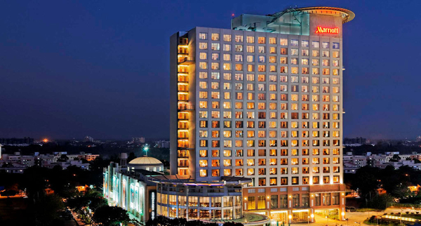 Marriott Hotel Whitefield -Bangalore