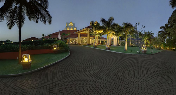 Caravela Beach Resort -Goa
