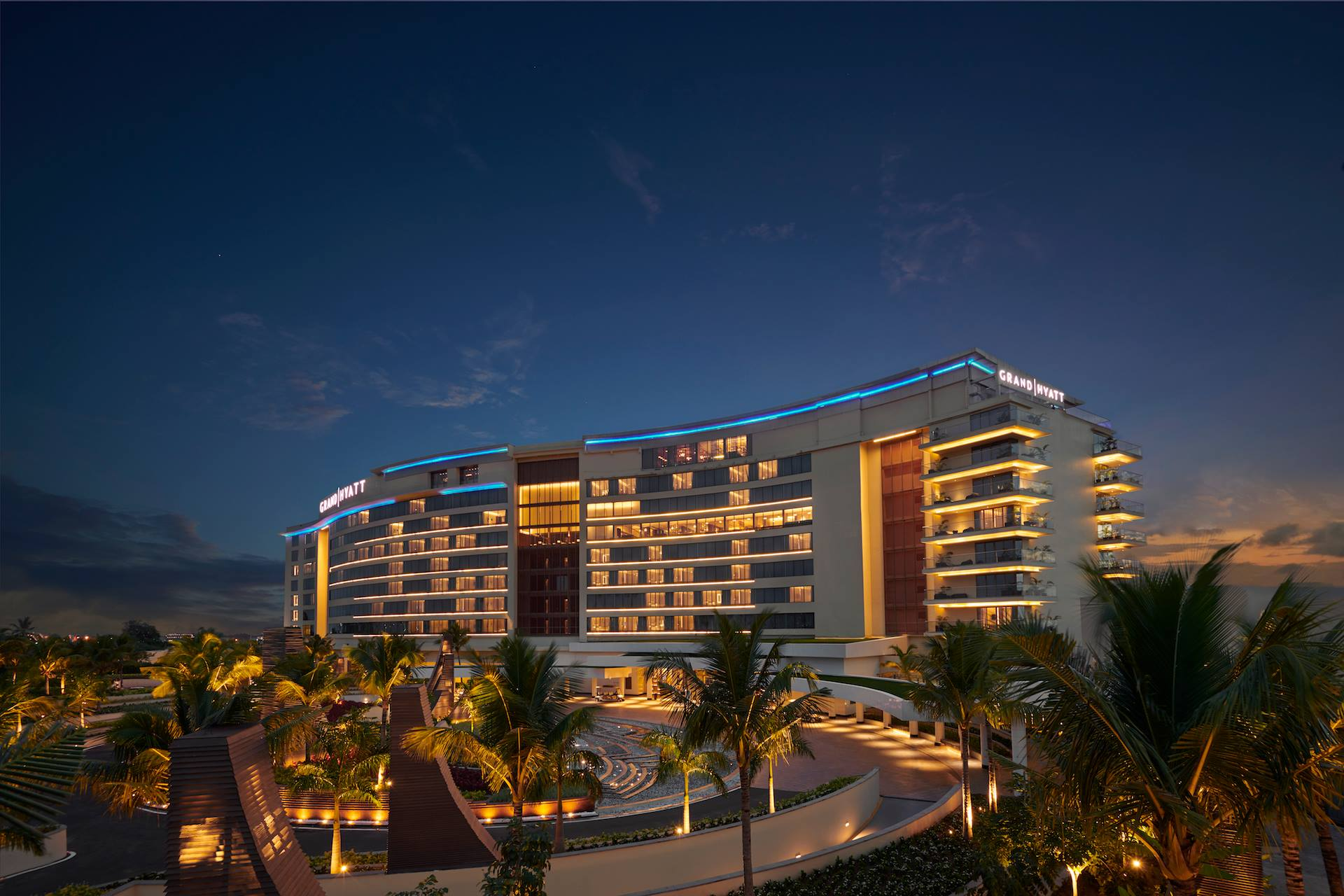 Grand Hyatt Kochi Bolgatty -Kochi