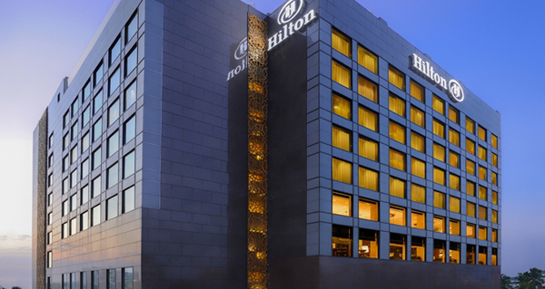 Hilton Hotels & Resorts -Chennai