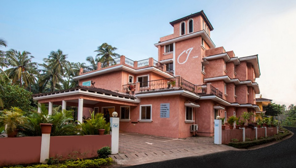 Jasminn by Mango Hotels -Goa