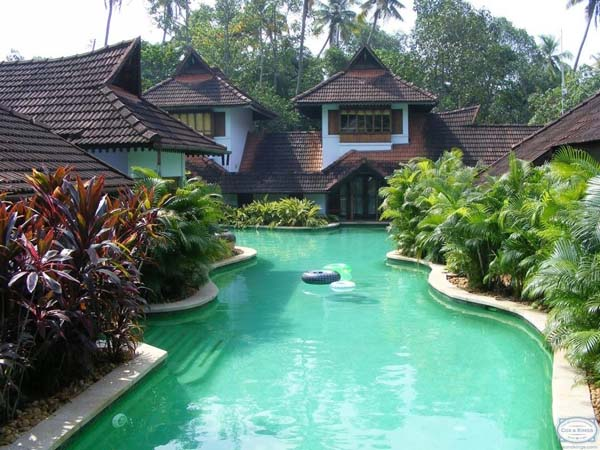 Kumarakom Lake Resort -Kottayam