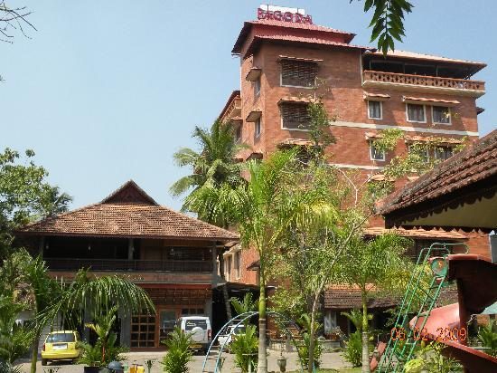 Pagoda Resorts -Alappuzha