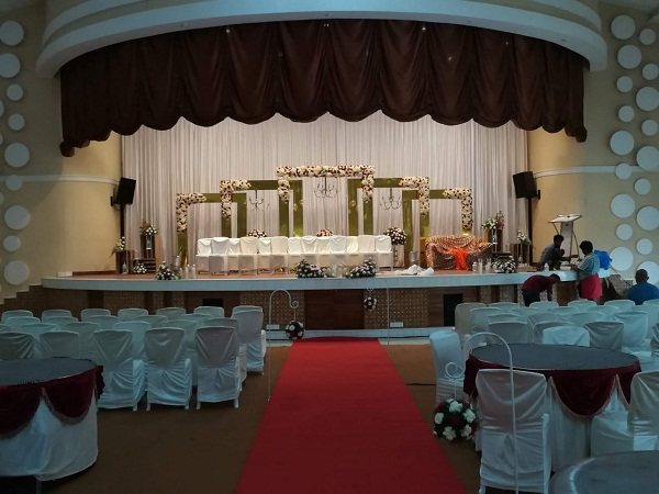 Pet Rose Events Center|Kolenchery kochi.  Ac  Auditorium Kalyanamandapam  Convention Centre