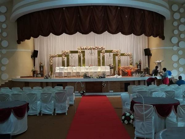 Pet Rose Events Center KOCHI Wedding reception hall Wedding marriage kalyanamandapam Venue