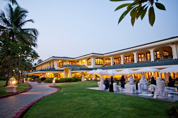 Taj Exotica GOA by Red Carpet Events