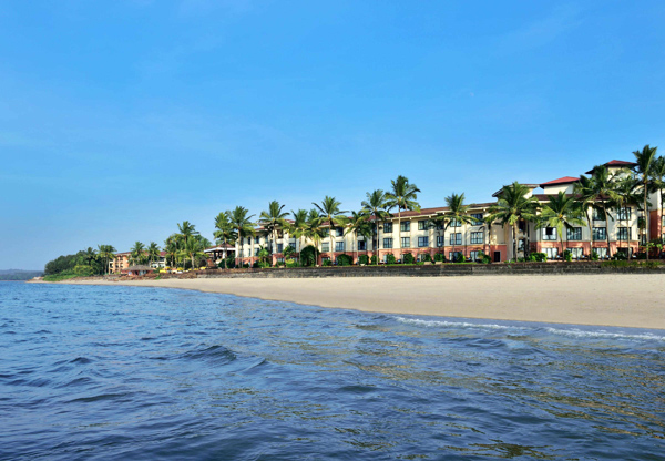 The Goa Marriott Resort -Goa