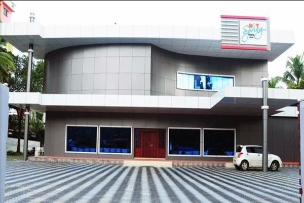 Non air conditioned convention centre for your events.