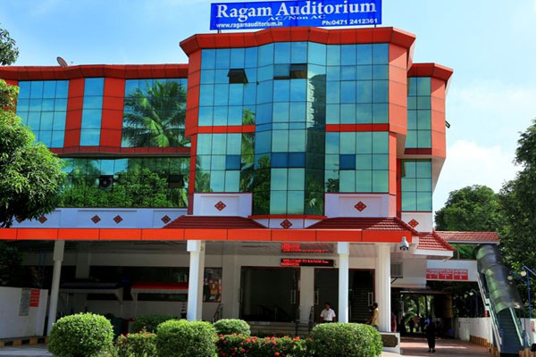 Ragam Auditorium THIRUVANANTHAPURAM by Red Carpet Events