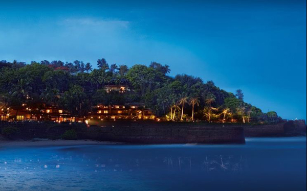 Vivanta by Taj-Fort Aguada -Goa