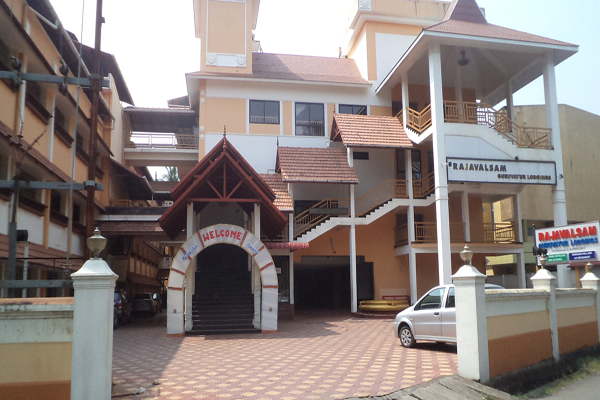 Rajavalsam Lodgings THRISSUR Banquet Hall wedding marriage hall Kalyanamandapam Venue