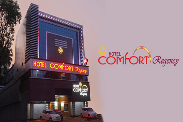 Hotel Comfort Regency KOLLAM by Red Carpet Events