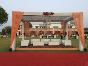 Green Palms Wedding Resorts|Amer jaipur. Destination venue Non Ac       Outdoor venue
