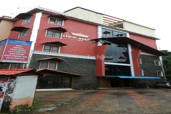 Hotel Hariprasadam Regency THRISSUR Hindu Weddings ConferenceDJ Party Wedding reception Meetings Venue