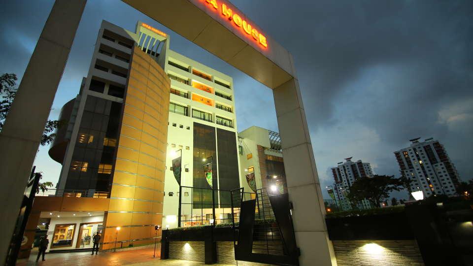 IMA House|palarivattom kochi.  Ac Banquet Hall Auditorium Kalyanamandapam   Mini hall