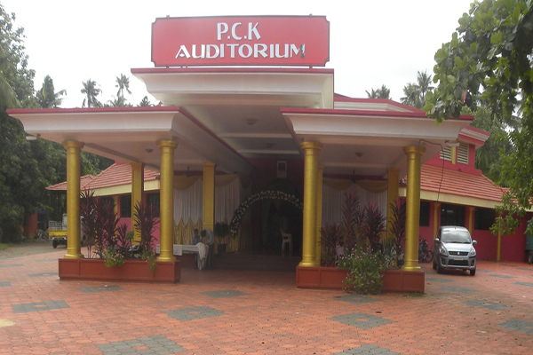 PCK Auditorium THRISSUR by Red Carpet Events