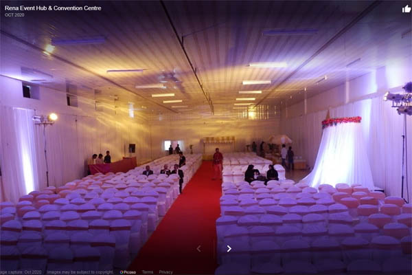 Rena Event Hub & Convention Centre|Kaloor kochi.  Ac Banquet Hall    Convention Centre