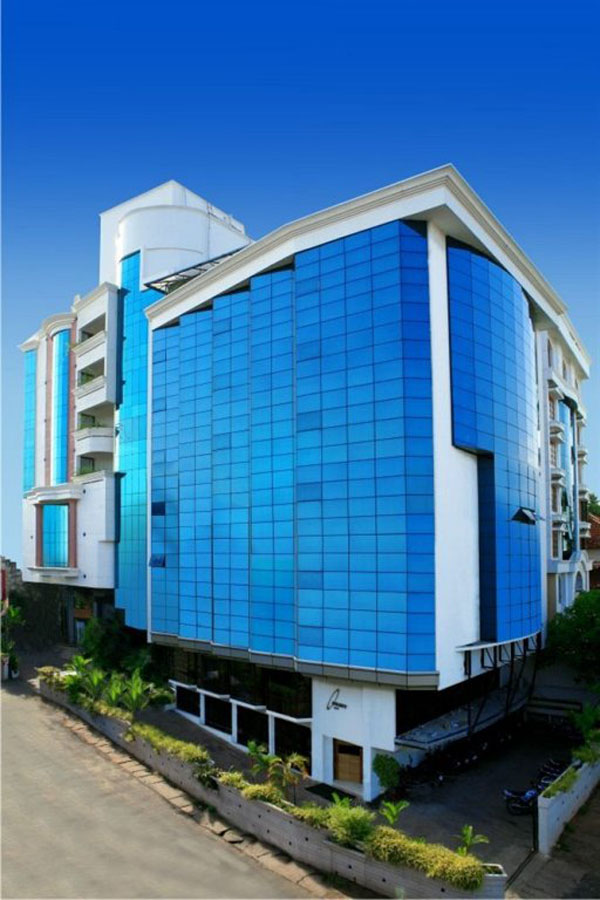 Residency Tower THIRUVANANTHAPURAM by Red Carpet Events