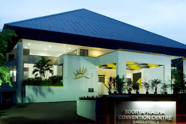 sooryaprabha THIRUVANANTHAPURAM Wedding Wedding ReceptionConference Business Meeting Birthday party Venue