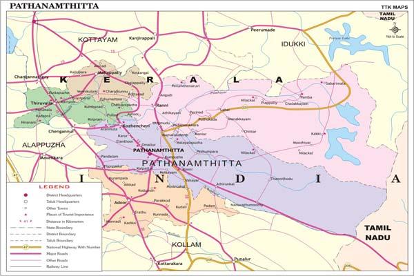 Venue search Pathanamthitta